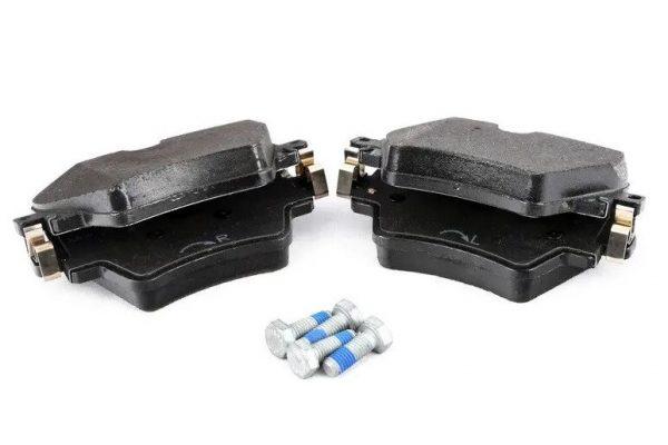 Textar E90 Front Brake Pad Set