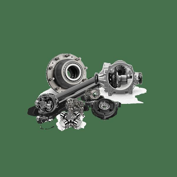 BMW Propshaft & Differentials
